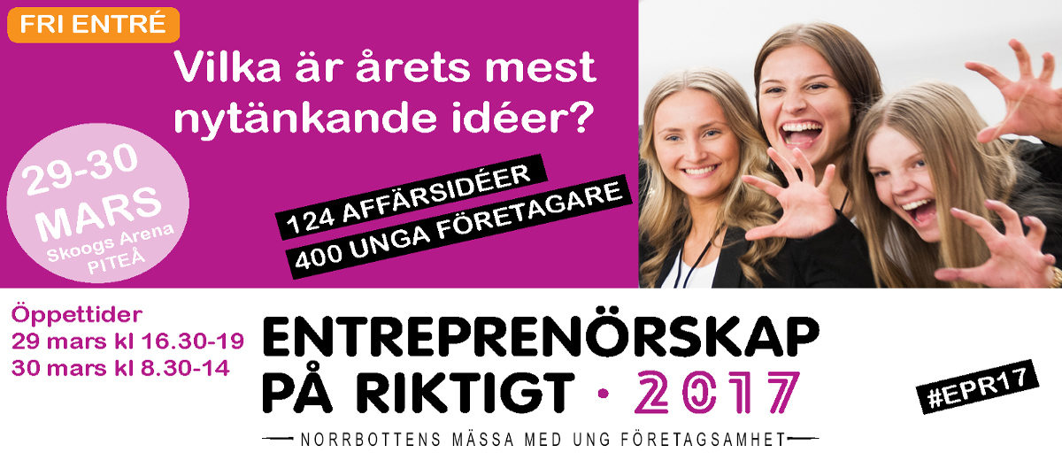 Permalänk till: Entreprenörskap och affärsutveckling
